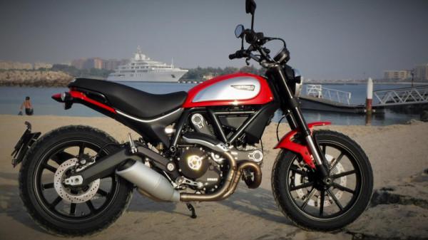Ducati Scrambler Icon – Essência clássica, mas muito cara 8