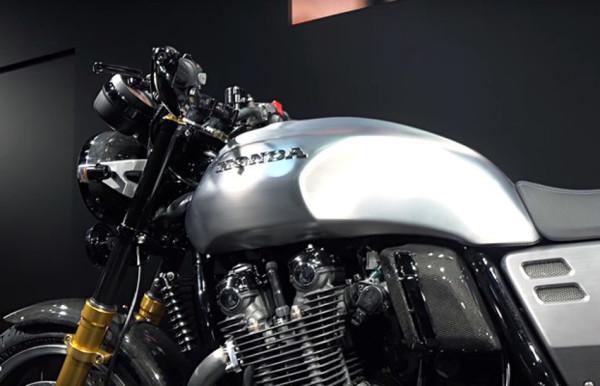 Honda Concept CB Type II – Conheça! 2