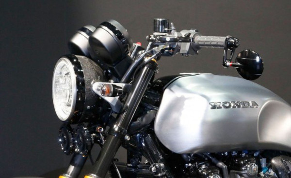 Honda Concept CB Type II – Conheça! 6
