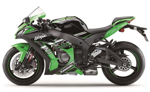Kawasaki Ninja ZX-10R chega em junho por R$79 Mil 9