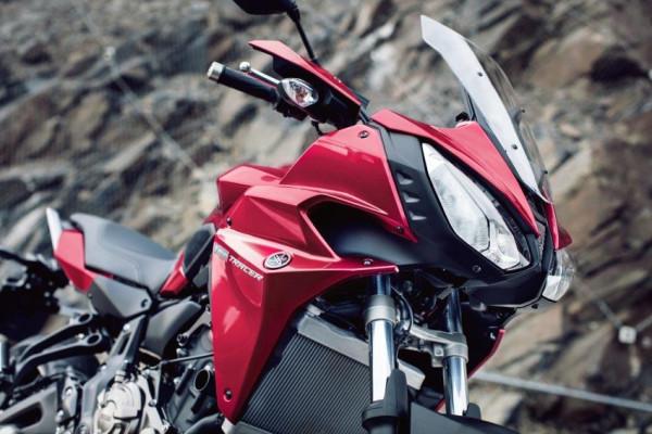 Yamaha Tracer 700 anunciada! 5