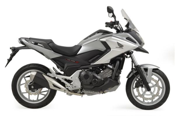 Honda NC 750X 2016 chega trazendo novidades! 1