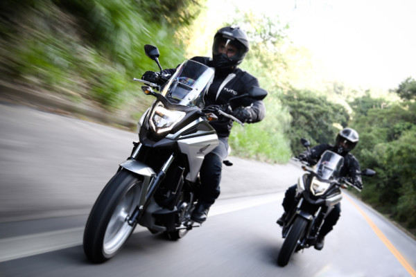 Honda NC 750X 2016 chega trazendo novidades! 6