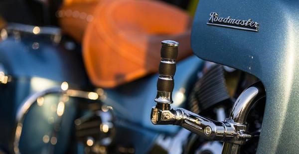 Indian Roadmaster é potência e luxo por R$115 mil 3