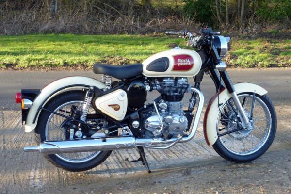 Royal Enfield Thunderbird e Classic renovadas! 5