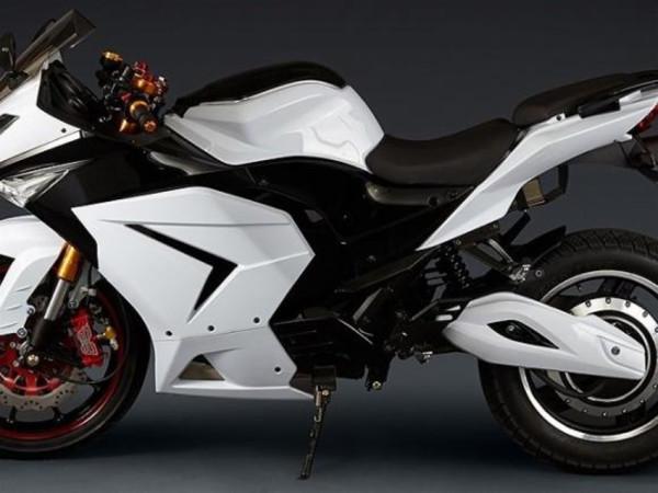 Volt 220 é moto esportiva elétrica e eficiente 2
