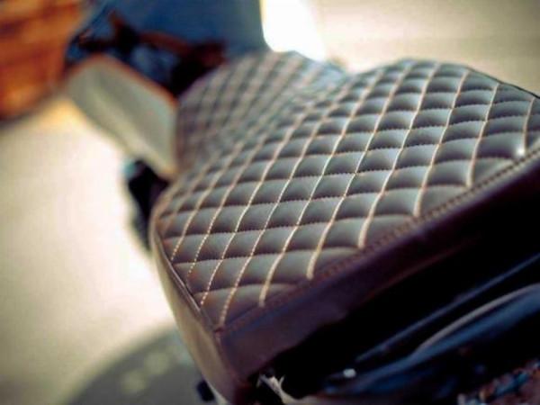 Yamaha XJR1300 Scrambler é custom para ninguém botar defeito 6