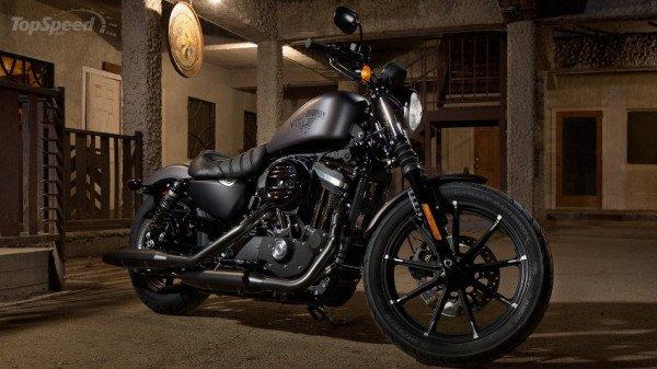 Harley-Davidson Iron 883 2016 chega por R$42.900 6