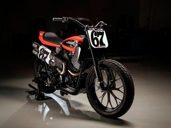 Harley-Davidson XG 750R é nova esportiva da marca 1