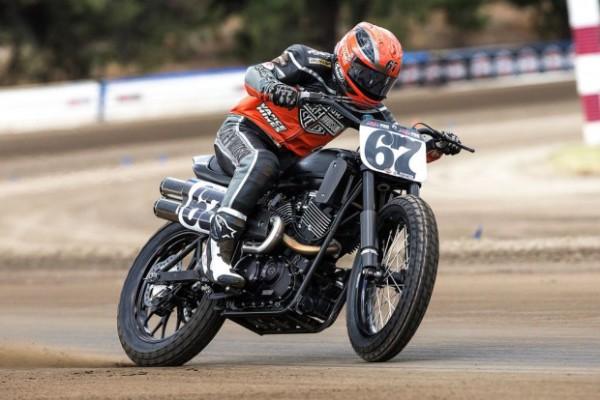 Harley-Davidson XG 750R é nova esportiva da marca 3