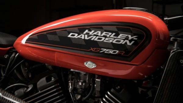 Harley-Davidson XG 750R é nova esportiva da marca 4
