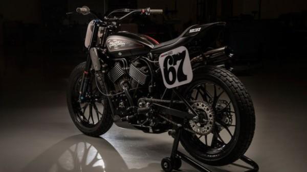 Harley-Davidson XG 750R é nova esportiva da marca 5