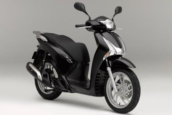 Honda SH150i está em testes no Brasil 1