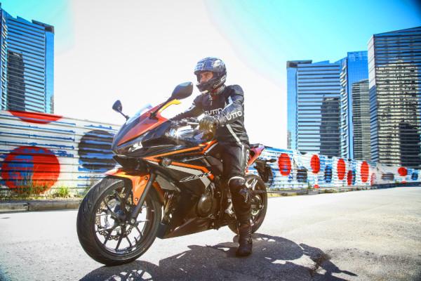 Honda atualiza as CB 500F, CBR 500R e CBR 500X 1