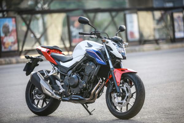 Honda atualiza as CB 500F, CBR 500R e CBR 500X 2