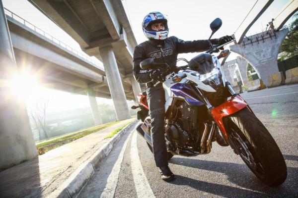 Honda atualiza as CB 500F, CBR 500R e CBR 500X 5