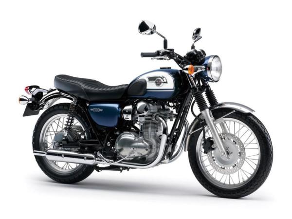 Kawasaki W800 Final Edition anunciada na Europa 5