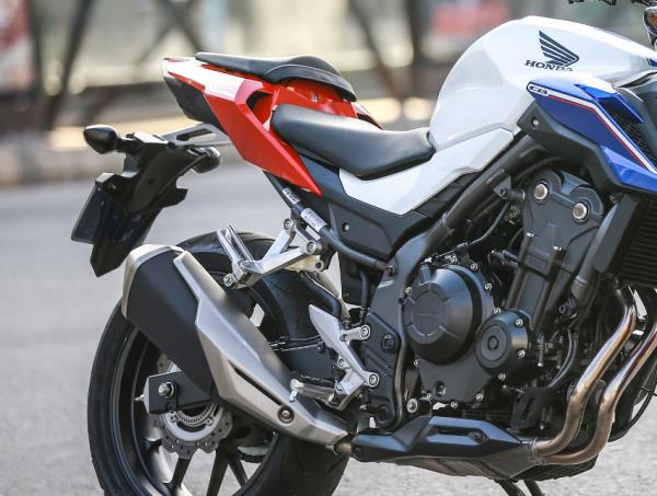 Nova Honda CB 500F chega ao mercado brasileiro por até R$28.000 5