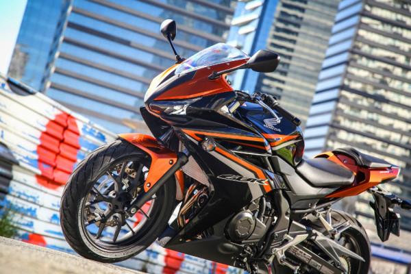 Nova Honda CBR 500R chega renovada ao mercado por R$29.000 3