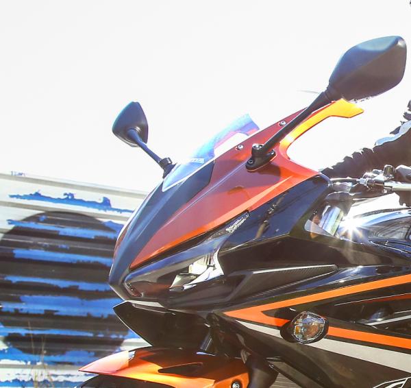 Nova Honda CBR 500R chega renovada ao mercado por R$29.000 4