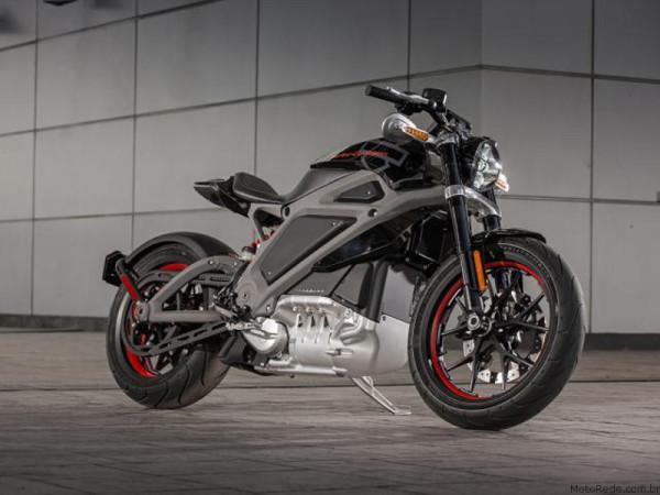 Harley-Davidson Livewire chega em 5 anos e pode vir para o Brasil 5
