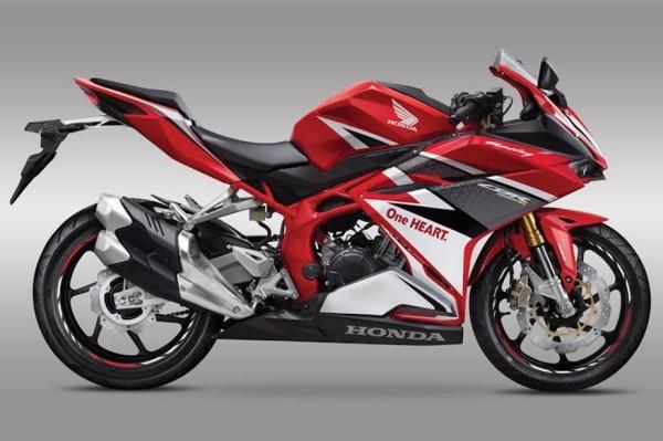 Honda CBR 250RR lançada para competir com Ninja 300 e R3 2