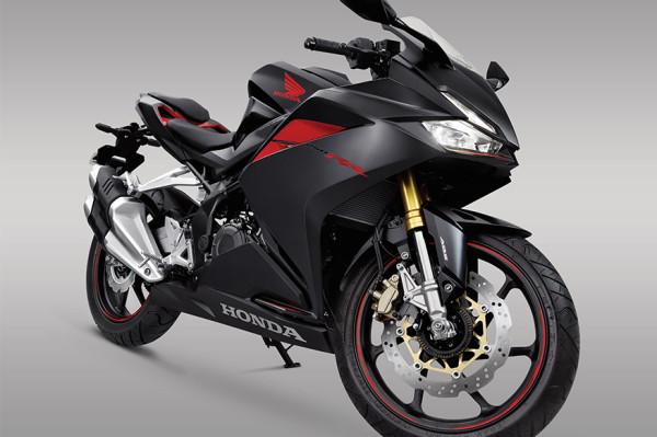 Honda CBR 250RR lançada para competir com Ninja 300 e R3 3