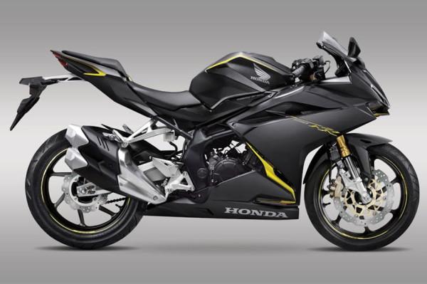 Honda CBR 250RR lançada para competir com Ninja 300 e R3 4