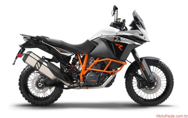 KTM 1190 Adventure e 1290 Super Adventure a venda no Brasil 1 lançamento 2016 lançamento ktm