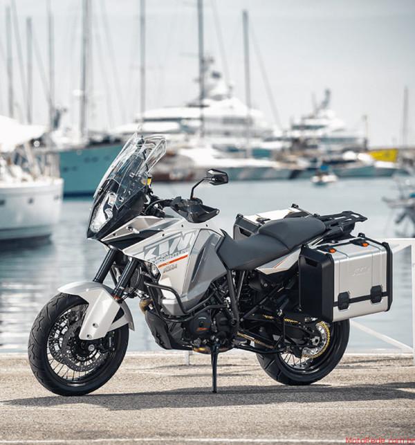 KTM 1190 Adventure e 1290 Super Adventure a venda no Brasil 10 lançamento 2016 lançamento ktm