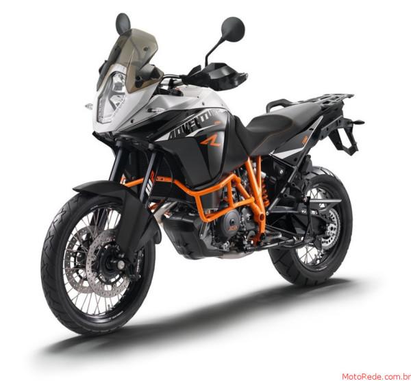 KTM 1190 Adventure e 1290 Super Adventure a venda no Brasil 5 lançamento 2016 lançamento ktm