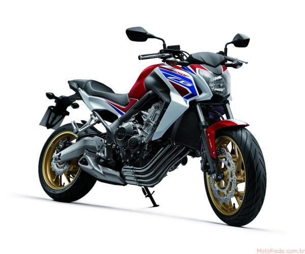 Nova Honda CB 650F 2017 chega ao mercado 1 lançamento motos 2017