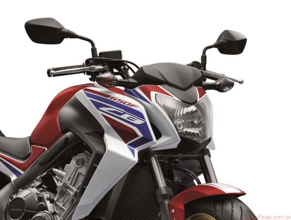 Nova Honda CB 650F 2017 chega ao mercado 4 lançamento motos 2017