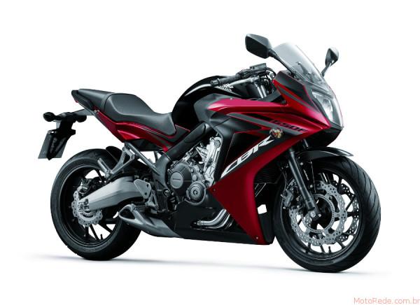Nova Honda CBR 650F 2017 chega ao mercado 2 lançamento motos 2017