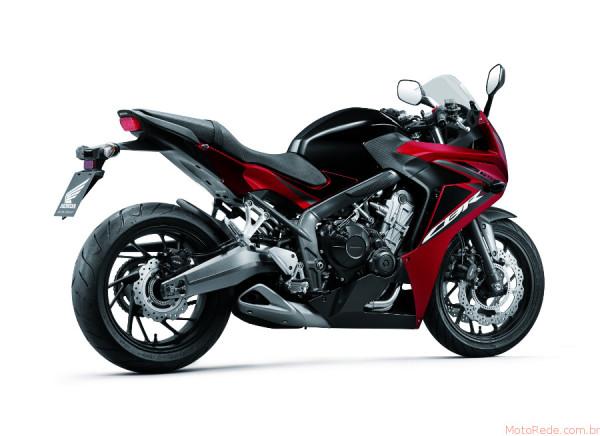 Nova Honda CBR 650F 2017 chega ao mercado 3 lançamento motos 2017