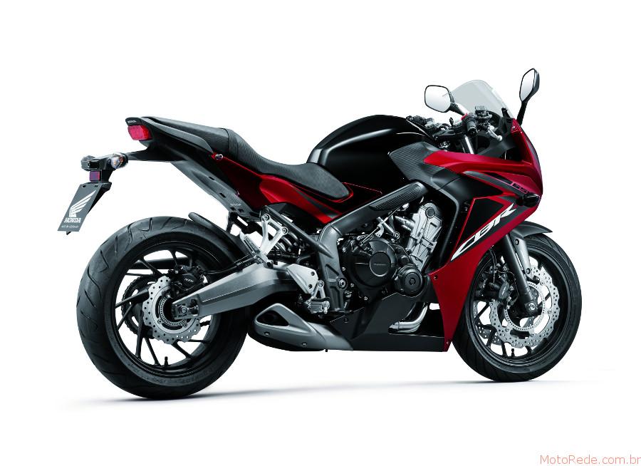 Nova Honda CBR 650F 2017 chega ao mercado 3 lançamento motos 2017 ...