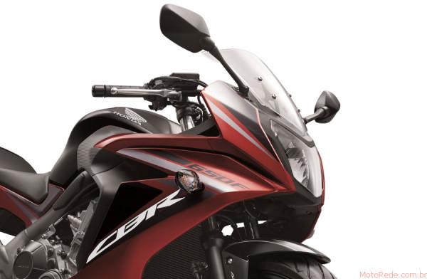 Nova Honda CBR 650F 2017 chega ao mercado 4 lançamento motos 2017