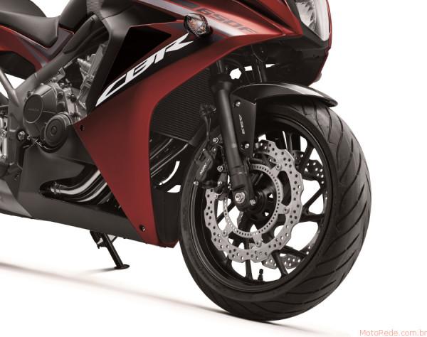 Nova Honda CBR 650F 2017 chega ao mercado 5 lançamento motos 2017