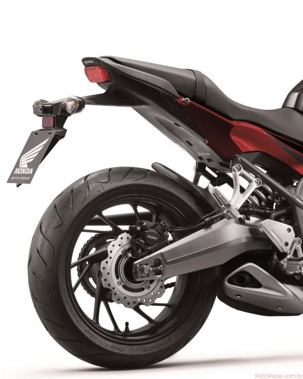 Nova Honda CBR 650F 2017 chega ao mercado 7 lançamento motos 2017