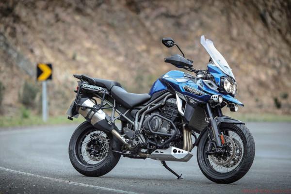 Triumph lança novas Speed Triple R e Tiger Explorer no Brasil 6