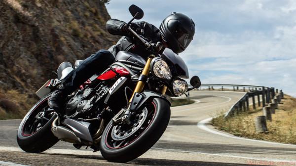 Triumph lança novas Speed Triple R e Tiger Explorer no Brasil 9