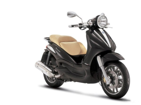 Vespa e Piaggio começarão a montar e vender no Brasil 4