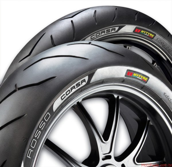 Pirelli Diablo motorcycle tyres