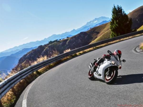 Ducati 959 Panigale é nova esportiva italiana para o Brasil 5 lançamentos 2017 lançamentos ducati