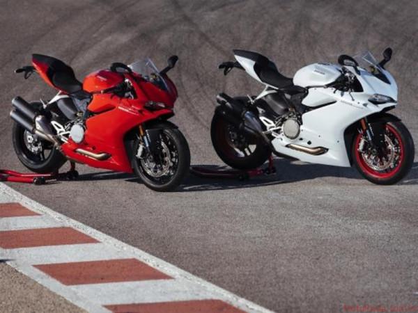 Ducati 959 Panigale é nova esportiva italiana para o Brasil 8 lançamentos 2017 lançamentos ducati