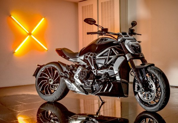 Ducati XDiavel no brasil (1) lançamentos 2017