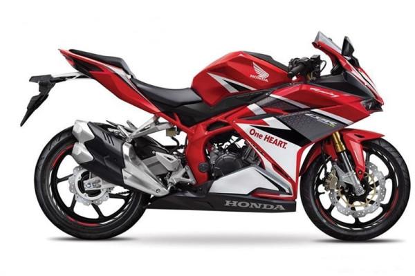 Honda CBR 250RR é apresentada 1