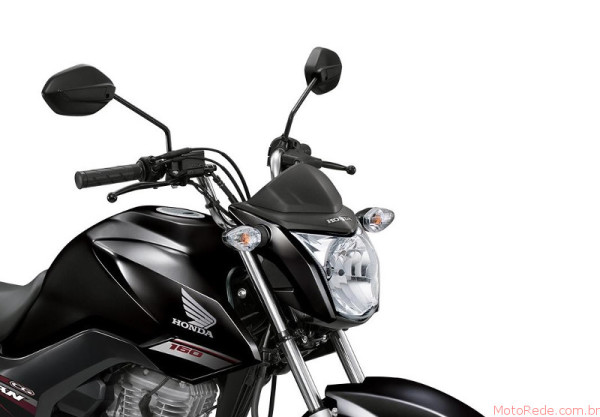Honda CG 160 Fan 2017 chega em agosto por R$8.720 3 lançamentos 2017 lançamentos honda