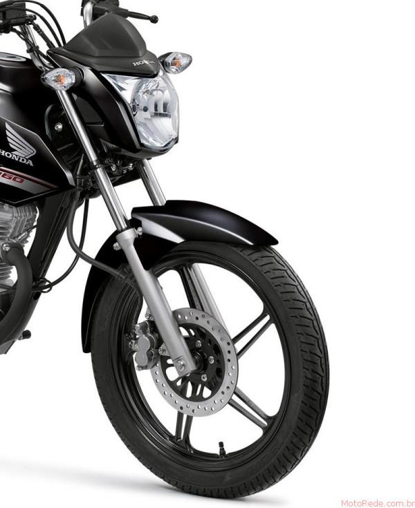 Honda CG 160 Fan 2017 chega em agosto por R$8.720 5 lançamentos 2017 lançamentos honda