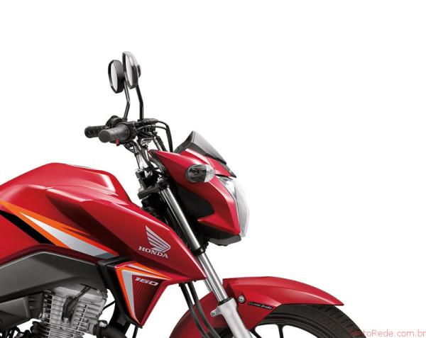 Honda CG 160 Titan 2017 chega por R$9.970 ainda esse mês 7 lançamentos 2017 lançamentos honda